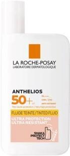 La Roche-Posay Anthelios, fluid lekki barwiący do twarzy SPF50 +, 50 ml.