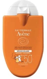 Avene Sun, refleks słoneczny do twarzy i ciała dla niemowląt i dzieci, skóra wrażliwa, SPF50+, 30 ml