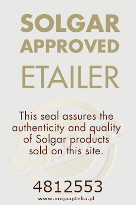 Solgar Approved Retailer